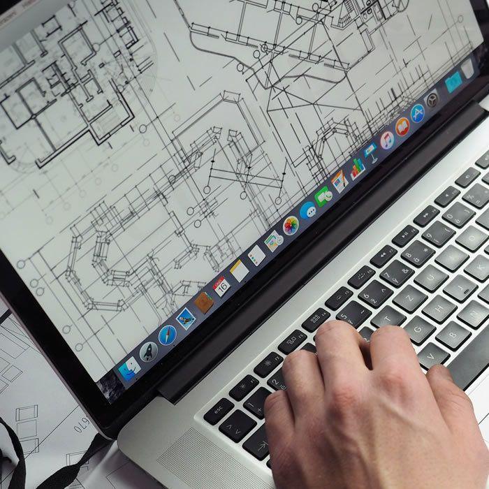 macbook progettazione impianti