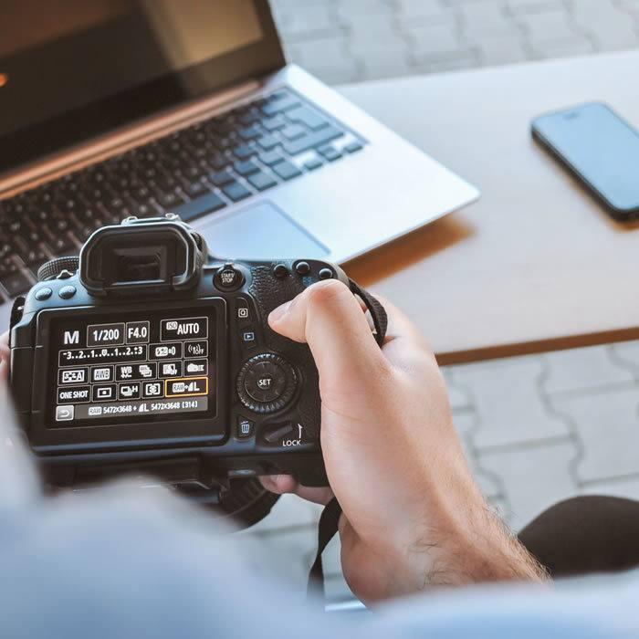impostazioni macchina fotografica