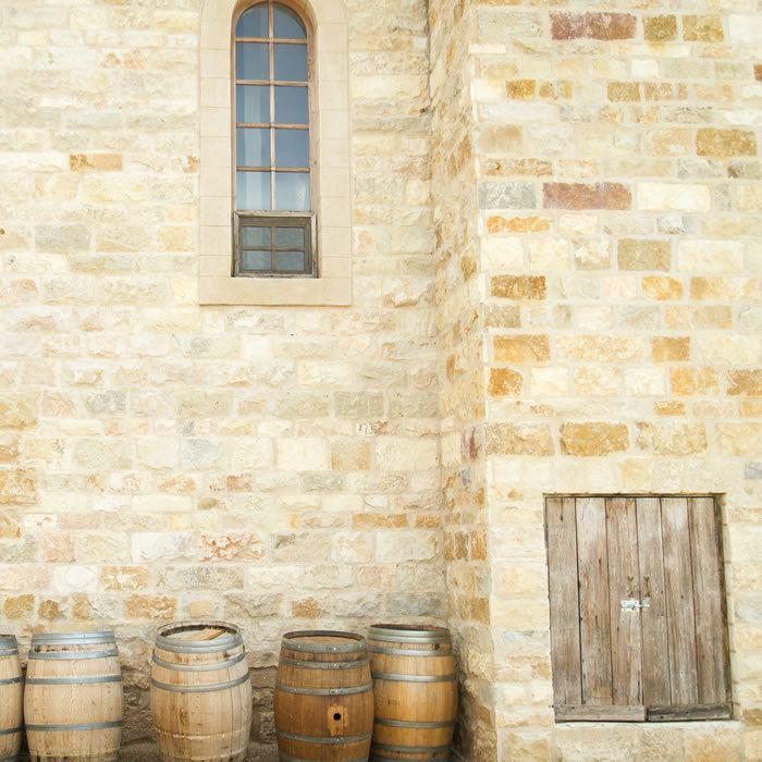 esempio di facciata con restauro conservativo