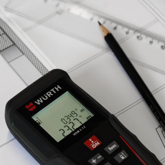 strumenti professionali per rilievi topografici e riduzione in scala