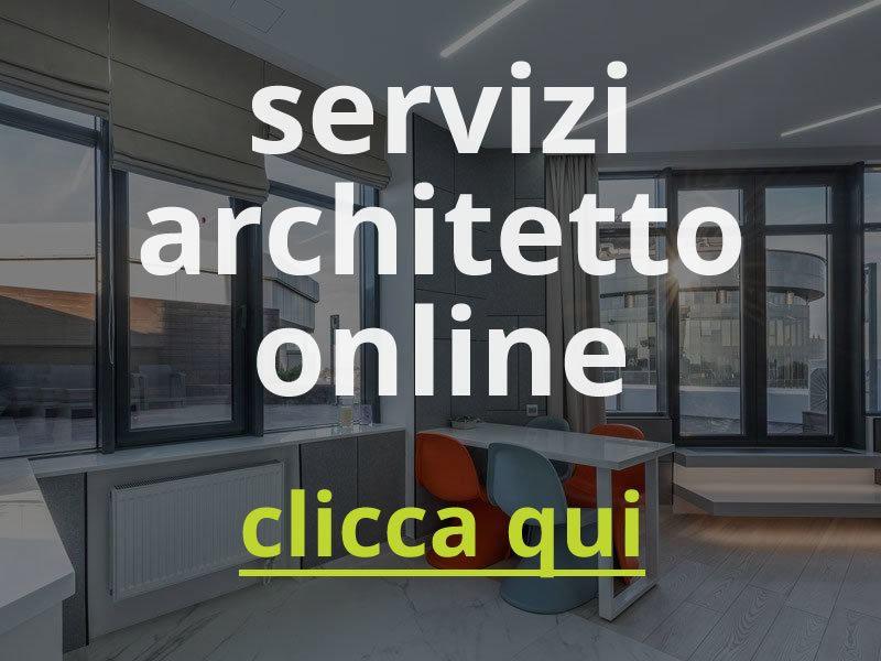 servizi architetto online